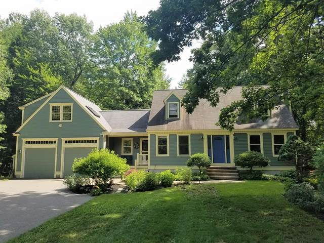 23 Plainfield Road, Pepperell, MA 01463 (MLS #72684445) :: Anytime Realty