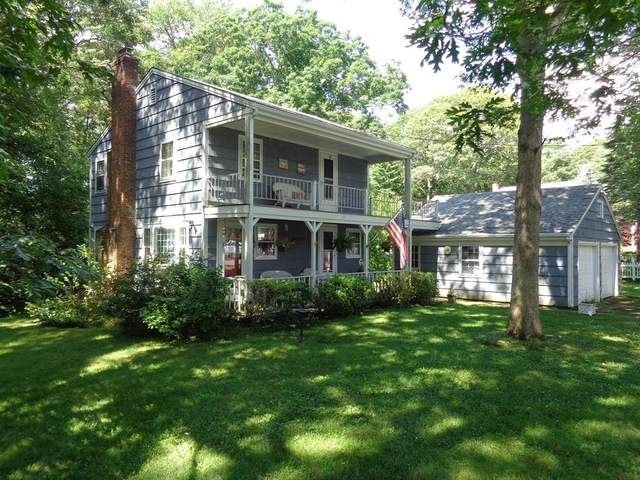 39 Lakewood Dr, Plymouth, MA 02360 (MLS #72684491) :: The Seyboth Team