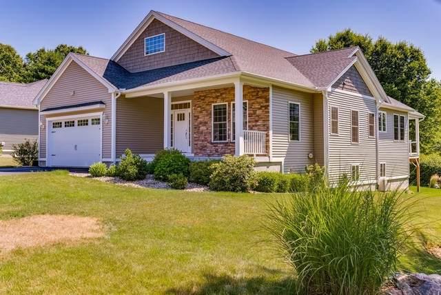 10 Hickory Hill, Belchertown, MA 01007 (MLS #72684538) :: Westcott Properties