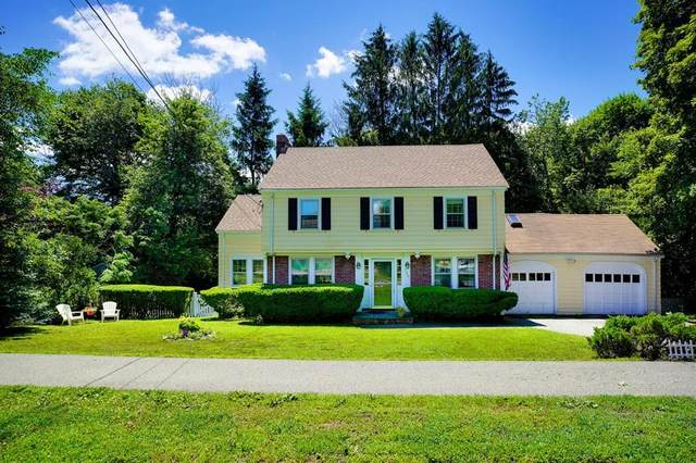 140 Harris Ave, Needham, MA 02492 (MLS #72684549) :: The Gillach Group