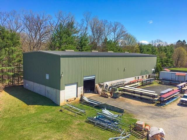 80 Industrial Dr, Pittsfield, MA 01201 (MLS #72684588) :: Exit Realty