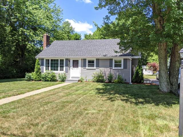 8 Southgate Road, Franklin, MA 02038 (MLS #72684613) :: Anytime Realty