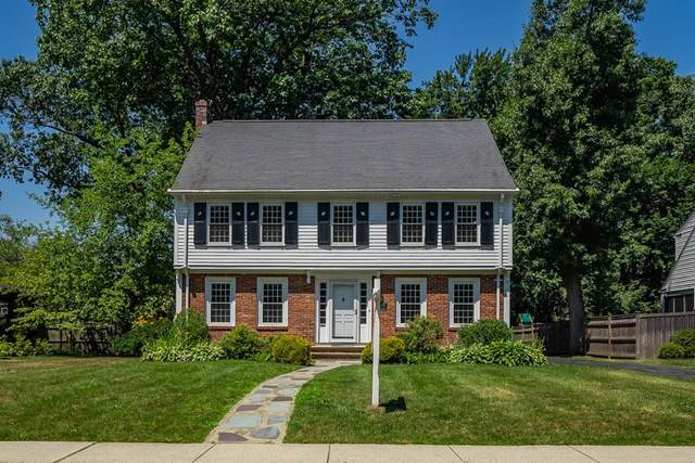 548 Laurel St, Longmeadow, MA 01106 (MLS #72684658) :: NRG Real Estate Services, Inc.