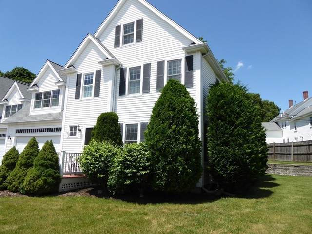221 Pleasant St #221, Norwood, MA 02062 (MLS #72684708) :: Anytime Realty