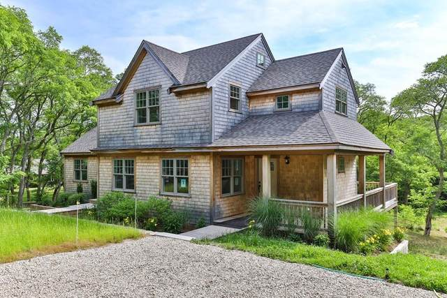 10 Hatch Road, Truro, MA 02666 (MLS #72684711) :: EXIT Cape Realty