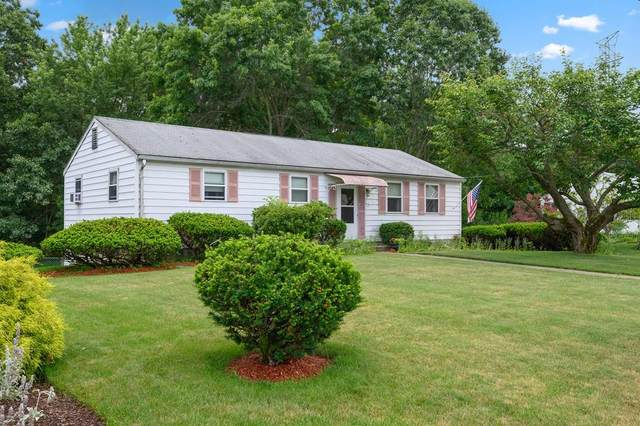 50 French Drive, Seekonk, MA 02771 (MLS #72684724) :: Anytime Realty