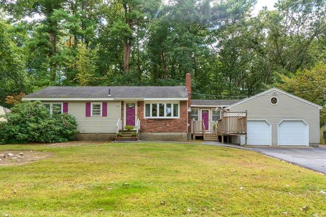 516 Shawsheen Ave, Wilmington, MA 01887 (MLS #72684729) :: Exit Realty