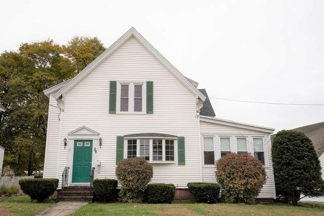 39 Lake St, Hudson, MA 01749 (MLS #72684734) :: The Duffy Home Selling Team