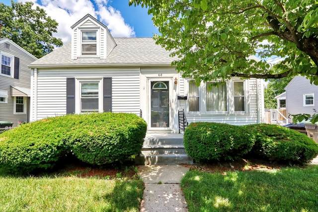 68 Beech St, Dedham, MA 02026 (MLS #72684747) :: Anytime Realty