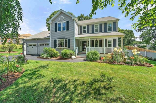 53 Concannon Circle, Weymouth, MA 02188 (MLS #72684768) :: Anytime Realty
