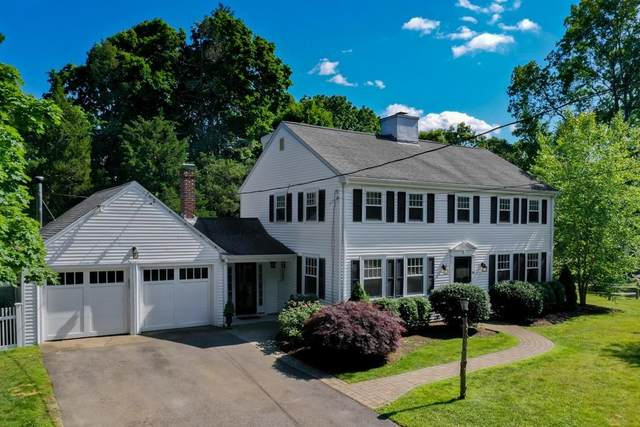 55 Red Gate Lane, Cohasset, MA 02025 (MLS #72684794) :: Anytime Realty
