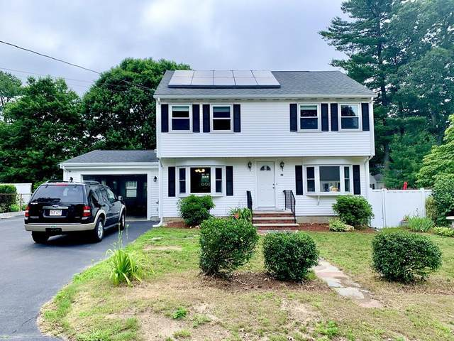 46 Donald Road, Stoughton, MA 02072 (MLS #72684823) :: Anytime Realty