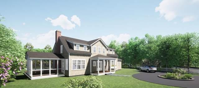 25 Meshacket Road, Edgartown, MA 02539 (MLS #72684845) :: Kinlin Grover Real Estate