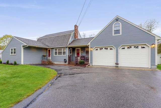 388 Mendon Road, North Attleboro, MA 02760 (MLS #72684869) :: Anytime Realty