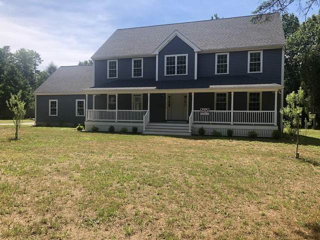 1 Mountain Ash Ln, Pembroke, MA 02359 (MLS #72684876) :: Berkshire Hathaway HomeServices Warren Residential