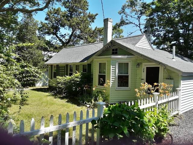 24 N Beach Ave, Bourne, MA 02532 (MLS #72684894) :: EXIT Cape Realty