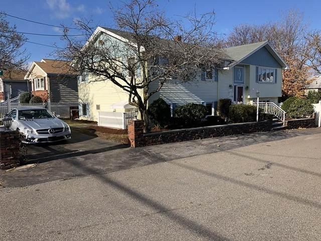 126 Oakwood Ave, Revere, MA 02151 (MLS #72684979) :: Anytime Realty