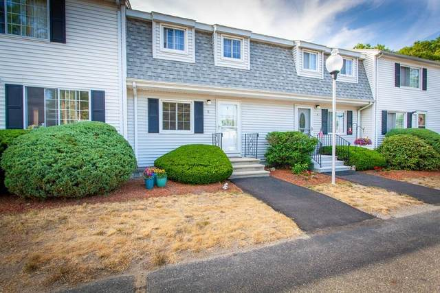 18 Westford Road #5, Ayer, MA 01432 (MLS #72685035) :: Kinlin Grover Real Estate