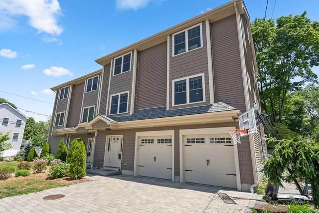 198 Lowell Street #2, Waltham, MA 02453 (MLS #72685065) :: Berkshire Hathaway HomeServices Warren Residential