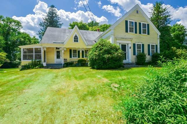 64 Lakeside Ave, Lakeville, MA 02347 (MLS #72685097) :: Berkshire Hathaway HomeServices Warren Residential
