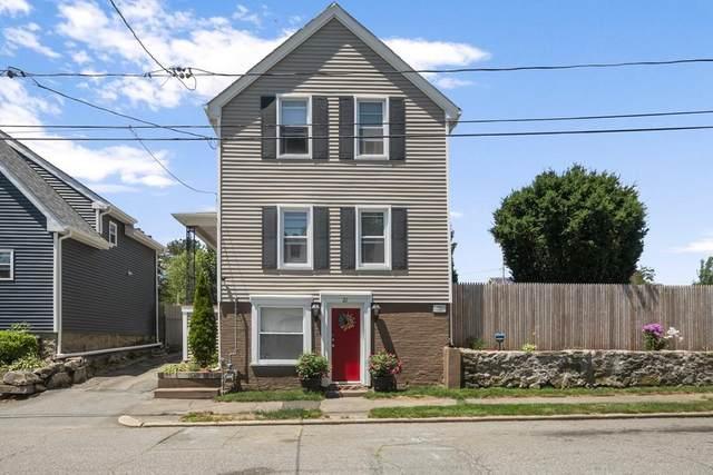 21 Ashley, Dartmouth, MA 02748 (MLS #72685116) :: Charlesgate Realty Group