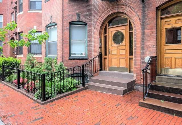 85 Saint Botolph St #1, Boston, MA 02116 (MLS #72685127) :: Trust Realty One