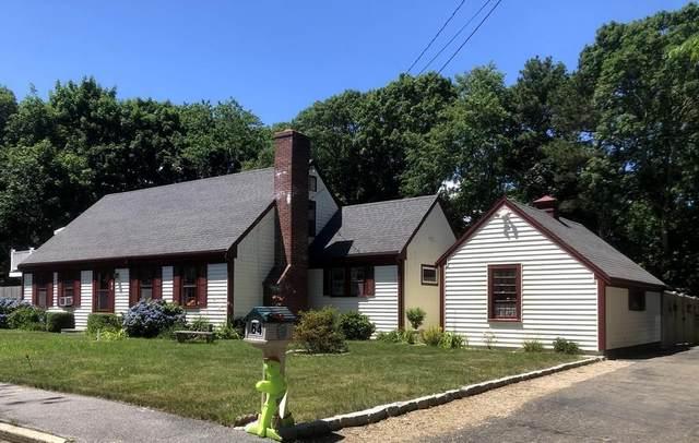 64 Murphy Rd, Barnstable, MA 02601 (MLS #72685139) :: Spectrum Real Estate Consultants