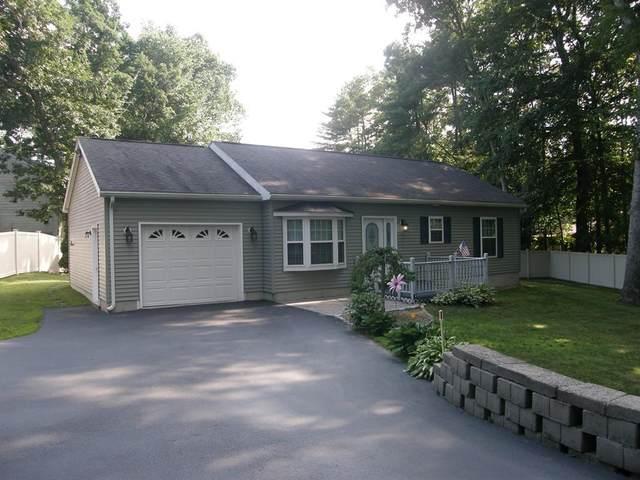 4 Jeffrey Street, Webster, MA 01570 (MLS #72685141) :: Spectrum Real Estate Consultants
