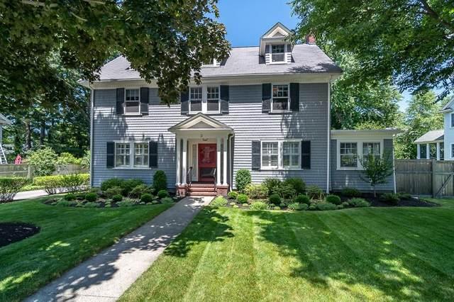 3 Benton Street, Wellesley, MA 02482 (MLS #72685145) :: Spectrum Real Estate Consultants