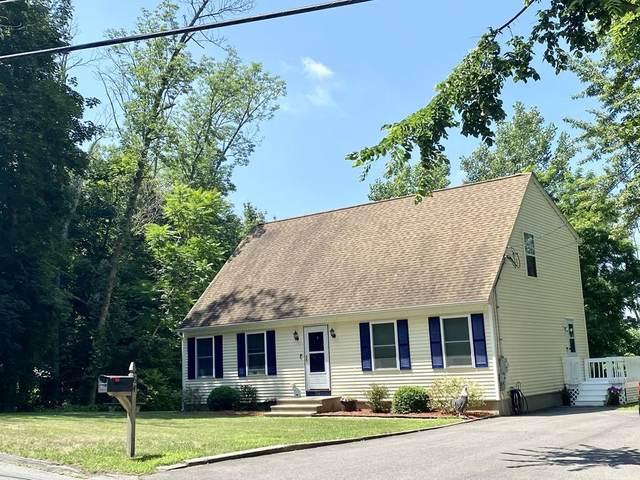 64 Elmwood St, Auburn, MA 01501 (MLS #72685157) :: The Duffy Home Selling Team