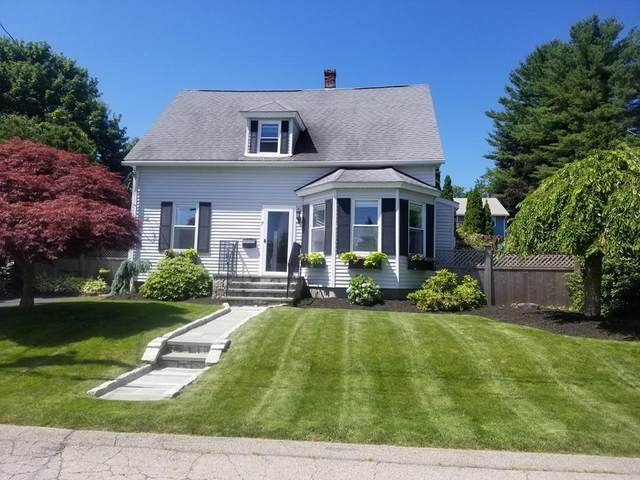 14 Thayer Ave, Auburn, MA 01501 (MLS #72685169) :: Spectrum Real Estate Consultants