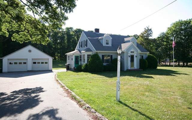 562 Palmer, Falmouth, MA 02540 (MLS #72685227) :: EXIT Cape Realty