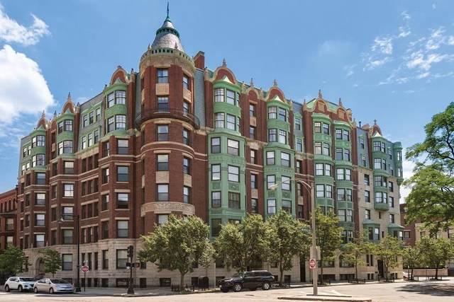 4 Charlesgate East #303, Boston, MA 02215 (MLS #72685237) :: Trust Realty One