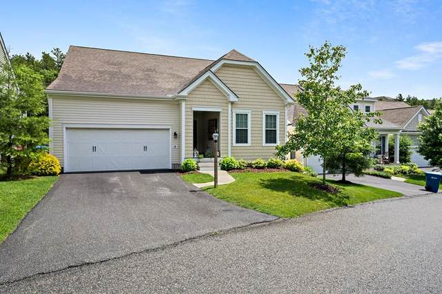 16 Kensington, Plymouth, MA 02360 (MLS #72685278) :: DNA Realty Group