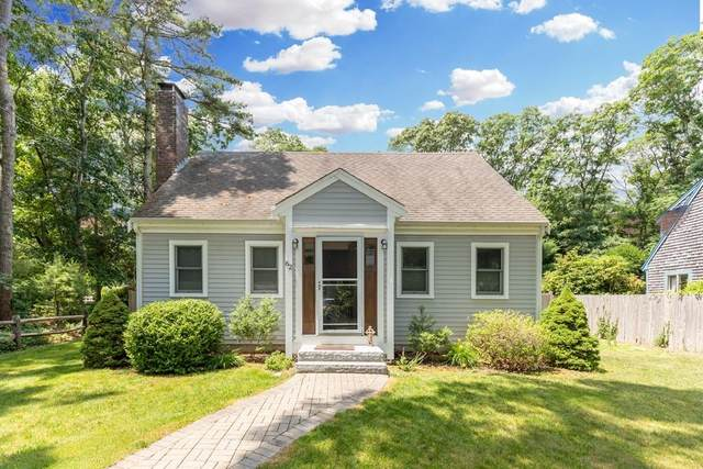 62 Deepwood, Falmouth, MA 02536 (MLS #72685376) :: EXIT Cape Realty