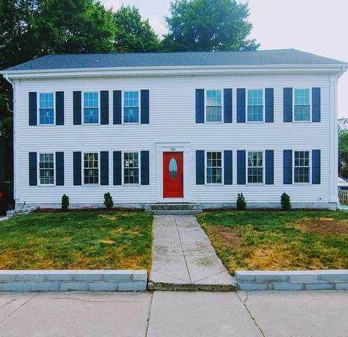140 Earle St Right Side, Woonsocket, RI 02895 (MLS #72685412) :: DNA Realty Group
