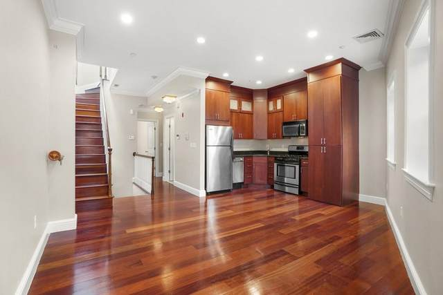 137 Salem Street #4, Boston, MA 02113 (MLS #72685436) :: Boylston Realty Group