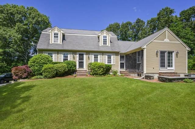 49 Kenwood Drive, Plymouth, MA 02360 (MLS #72685463) :: Conway Cityside