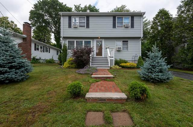 21-A Bay State Blvd, Peabody, MA 01960 (MLS #72685466) :: Trust Realty One