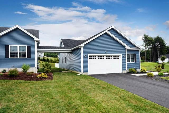 47A Compass Circle #25, Boylston, MA 01505 (MLS #72685483) :: The Duffy Home Selling Team
