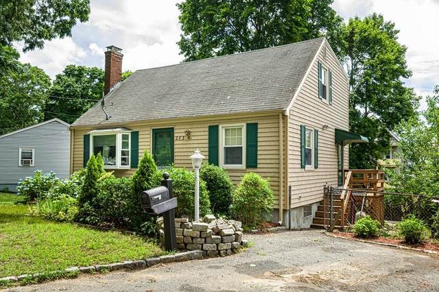 283 Winter St, Brockton, MA 02302 (MLS #72685577) :: DNA Realty Group