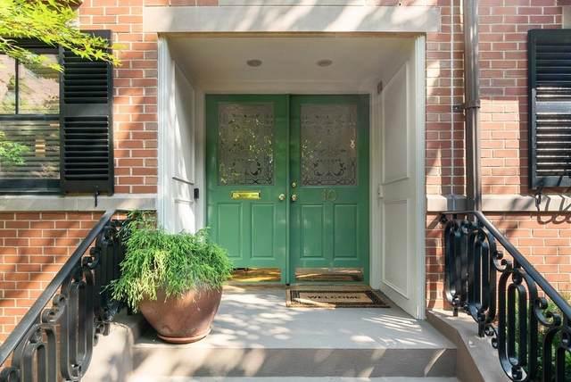 10 Cumston Street Th-6, Boston, MA 02118 (MLS #72685589) :: RE/MAX Vantage