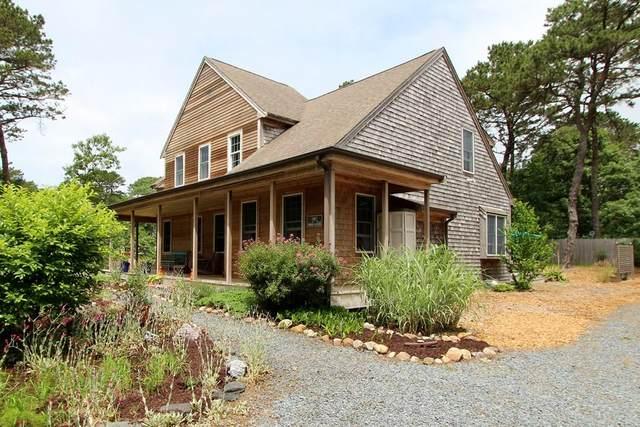 30 Blue Heron Rd, Wellfleet, MA 02667 (MLS #72685603) :: EXIT Cape Realty