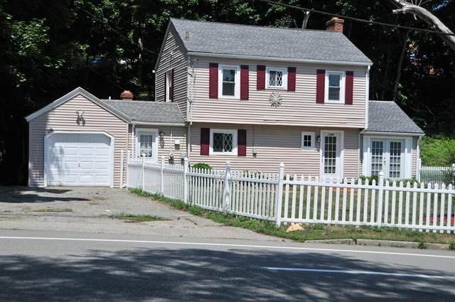 1345 Pleasant St, Worcester, MA 01602 (MLS #72685624) :: DNA Realty Group