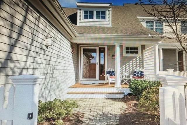 19 Northwest Landing #3, Mashpee, MA 02649 (MLS #72685633) :: The Duffy Home Selling Team