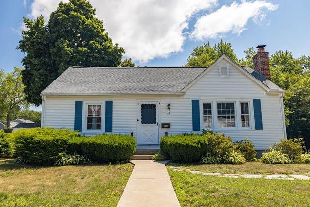 49 Edmund St, East Longmeadow, MA 01028 (MLS #72685641) :: RE/MAX Vantage