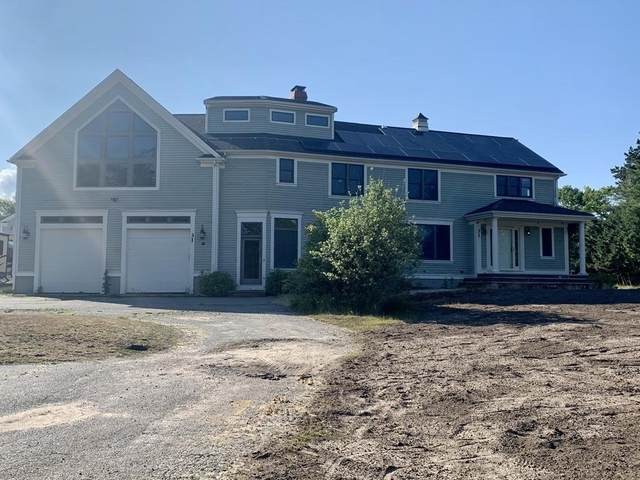 31 Roxy Cahoon Rd, Plymouth, MA 02360 (MLS #72685671) :: EXIT Cape Realty
