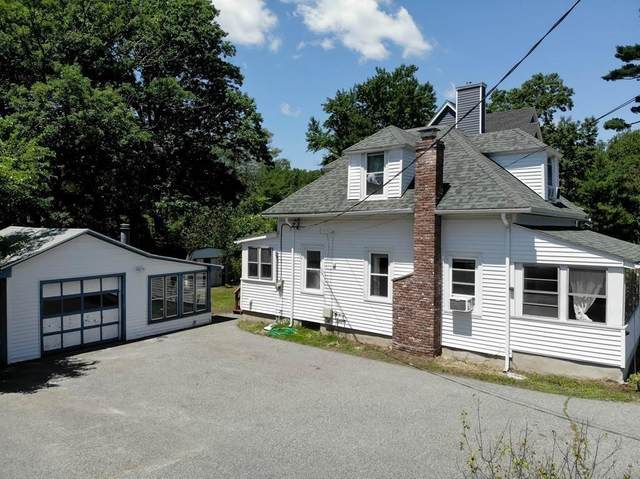 32 Hobson Ave, Wilmington, MA 01887 (MLS #72685732) :: Exit Realty