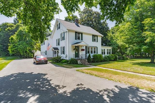 316 N West St, Agawam, MA 01030 (MLS #72685748) :: RE/MAX Vantage