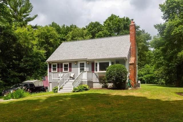 865 Rocky Woods, Taunton, MA 02780 (MLS #72685759) :: Westcott Properties